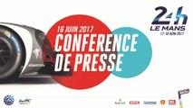 24 Heures du Mans - Conférence de presse