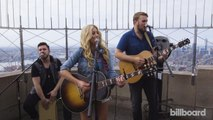 Country Artist Stephanie Quayle Performs At The Empire State Building