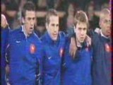 Rugby Haka All Blacks France Test 2003