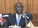 Idrissa SECK : «La culpabilité de Karim WADE relève de la flagrance»