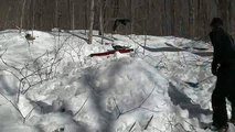 01.Winter Solo Camping and Back Country Skiing(000100.000-000100.000)_clip2