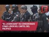 PGR confirma la captura de Dámaso López, El Licenciado