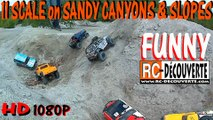 Crawl Franchissement 4x4 6x6 Tout Terrain : 11 Scale Crawler Canyon Pentes Abbaretz France