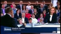 Russie: Vladimir Poutine s'est exprimé sur l'ingérence russe dans l'élection présidentielle américaine