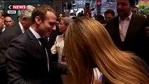 Quand Emmanuel Macron se fait troller par un robot