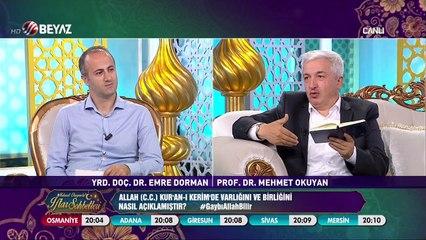 Mehmet Okuyan'la İftar Sohbetleri 15 Haziran 2017