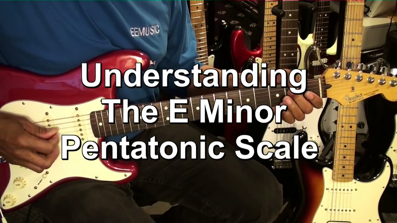 LETS TALK SCALES #1 How To Play & UNDERSTAND The A Minor Pentatonic Scale On Guitar