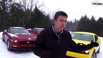 2017 Dodge Challenger GT AWD vs Ford Mustang vs C