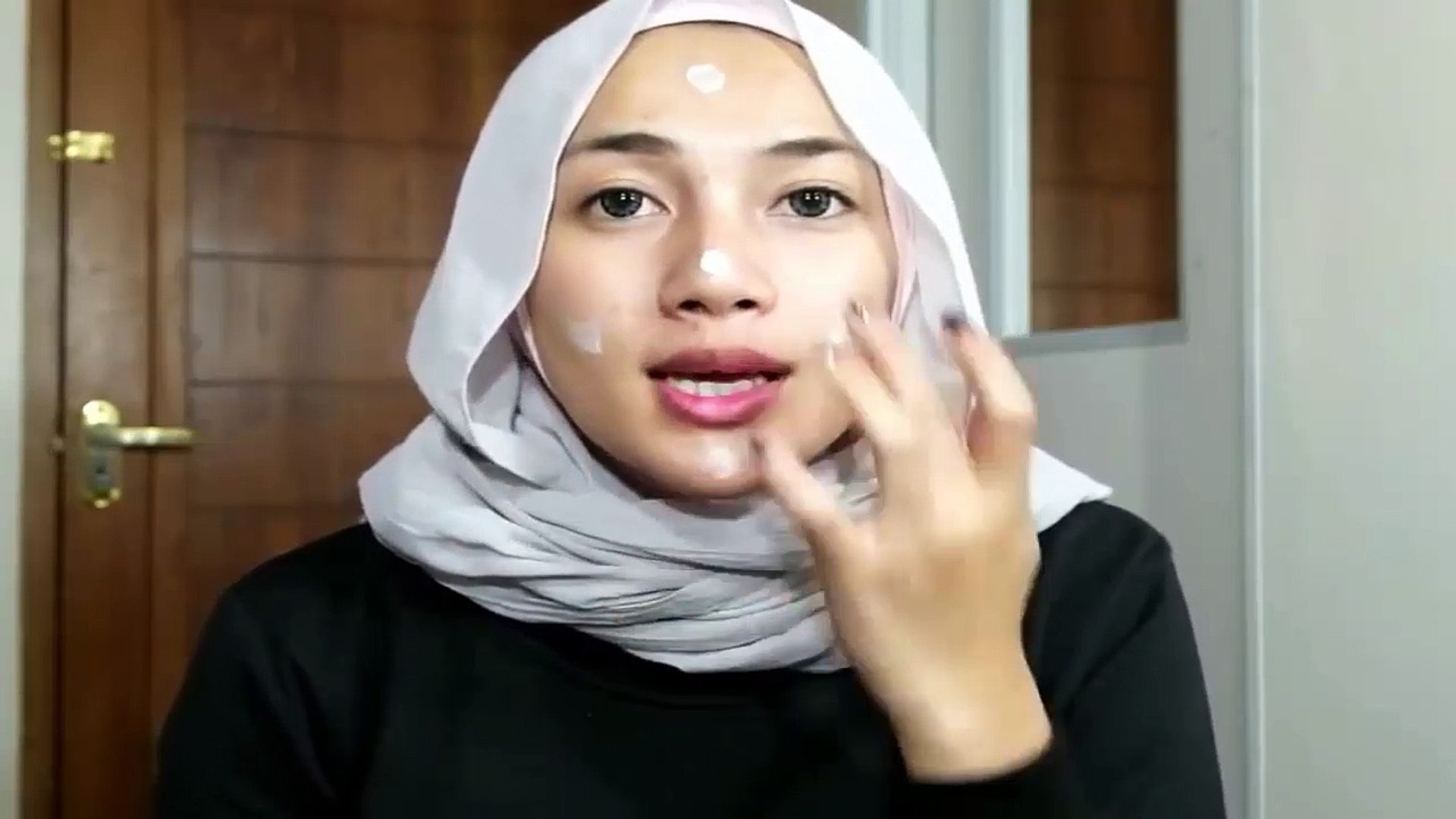 Easy Eyes n' Face Makeup Tutorial and Eid Makeup Face wash
