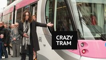 Crazy Tram: Ozzy Osbourne becomes the voice of Birmingham public transport