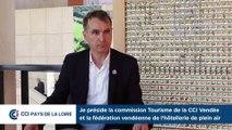 CCI 85 / Interview de Franck Chadeau / Parlement des entreprises