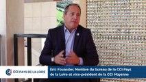CCI 53 / Interview Eric Fouassier / Parlement des entreprises