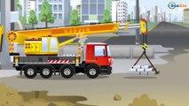 Traktor i inne Samochody PRACA W POLU | Bajki dla dzieci - Maszyny Rolnicze dla dzieci