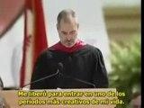 Discurso de Steve Jobs en la Universidad de Stanford