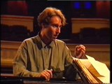 Richard Rittelmann baryton chante pelléas à l Opéra Comique en 1998
