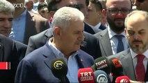 Başbakan'dan Adalet Yürüyüşü açıklaması