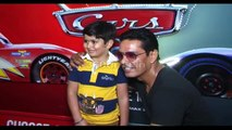 Anup Soni, Bakhtiyaar Irani & Other Celebs With Their Kids | Screening Of Animated Movie Cars 3