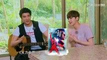 [ENGSUB] Date Superstar S2EP6 - Luhan singing with Wang Lee Hom cut