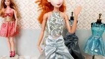 Et poupée Robe et et reine roupe elsa anna barbie vêtements vêtements robe de poupée Barbie Elsa barbie elsa boneca vestido
