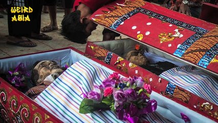 Villagers Dig Up Dead Relatives And Give Them A Makeover