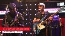 Bassey Ebong - Proud (LIVE) Le Grand Studio RTL