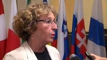 """Muriel Pénicaud sur le détachement à l'EPSCO - UE: """"lutter contre la fraude et les """"sociétés boîtes-aux-lettres"""" """" 2"""