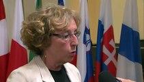 """Muriel Pénicaud sur le détachement à l'EPSCO - UE: """"Nous commençons à construire l'Europe sociale"""" 4/6"""