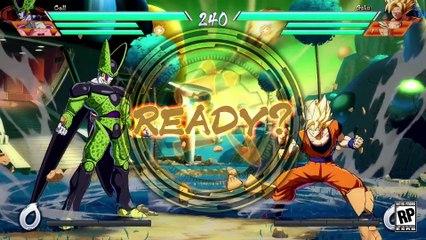 Dragon Ball FighterZ - E3 Gameplay #2 de Dragon Ball FighterZ