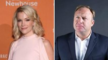 Megyn Kelly Audio Leaked by Alex Jones Ahead of Interview Broadcast | THR News