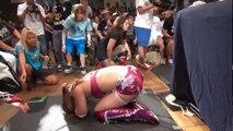 2015.07.26 Meiko Satomura vs Kairi Hojo