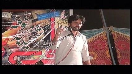 Majlis from Mandiranwala Daska Punjab PAKISTAN on 20th Ramzan 2017 Part-1