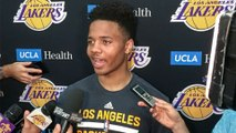 Markelle Fultz Works Out with the Lakers, Is MORE Than Happy to Take Lonzo Ball's Spot