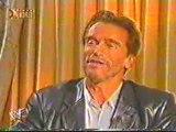 Arnold Schwarzenegger vs. Triple HHH
