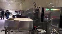Automatic Ice Cream Cone Making Machine Ice Cream Cone Prod