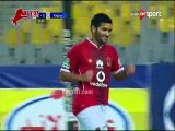 شاهد هدف عالمي لصالح جمعة يمنح الأهلي الهدف الأول في سموحة والتقدم مقابل 0 الدوري 16 يونيو 2017
