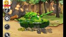 Impresionante tanques Niños para Tanques de juego como una caricatura