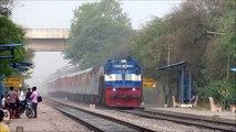 Fastest Trains Delhi Jaipur   Diesel Rajdhani and Shatabdi Expre