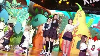 뮤직뱅크 Music Bank 트와이스 KNOCK KNOCK T