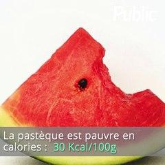Vidéo : Food : 5 fruits qui ne vous feront pas grossir cet été !