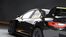 WOW !! Prodrive's Renault  RX Is a Rallycross Supercar