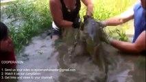 Top 10 Amazing Viral Videos 2017 Fishing Sexy Girls Cambodia Traditional Net Fishing Si
