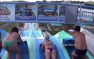 Extreme Top 10 Funnest Water slides in t
