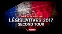 CNEWS - Bande annonce Législatives 2017 - Soirée électorale 2nd Tour (2017)