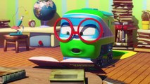 Dessins animés Nouveau pro le train Tishka aventure grande collection de dessins animés trains