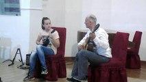 Tijana Doroski, Marko Salic - Let it be (Beatles cover)