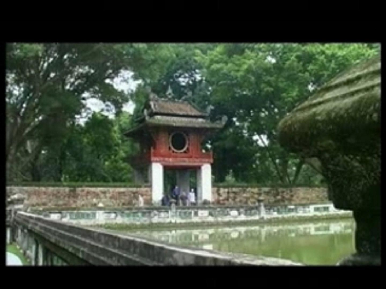 Vietnam, Héritage architectural