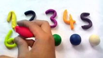 Learn To Count 1 to 10 - Play Doh Numbers - Counting Numbers - Learn Numbers for Kids Toddlers Chil