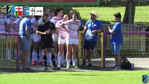 REPLAY ENGLAND PORTUGAL - RUGBY EUROPE WOMEN'S SEVENS GRAND PRIX SERIES 2017 - MALEMORT - ROUND 1