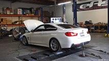 2014 BMW 428i Dyno - ER Catless DP, ER ICP, ER FMIC, BMS JB4 STG2