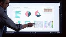 76.Microsoft Surface Hub - Microsoft Surface Hub and PowerBI demo